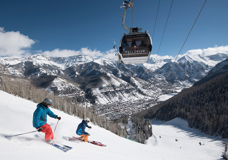 Telluride Ski Resort | Ski Telluride Colorado Review