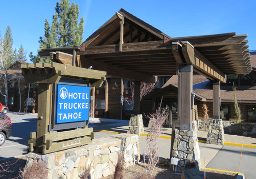 Hotel Truckee Tahoe Offers Delightful Style Accommodations With Good Amenities In The Town Of