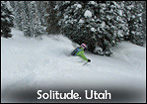 Best Powder Resort Solitude