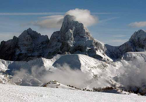 Grand Targhee Ski Resort Wyoming