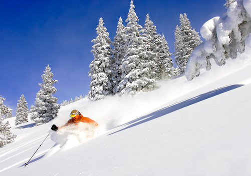 Vail - Best Skiing in USA for Advanced Riders