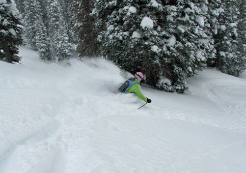 Best Ski Resort for Powder Hounds - Solitude
