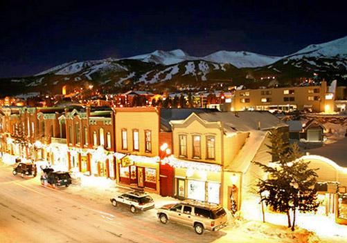 Breckenridge - One of the Top North America Ski Resorts