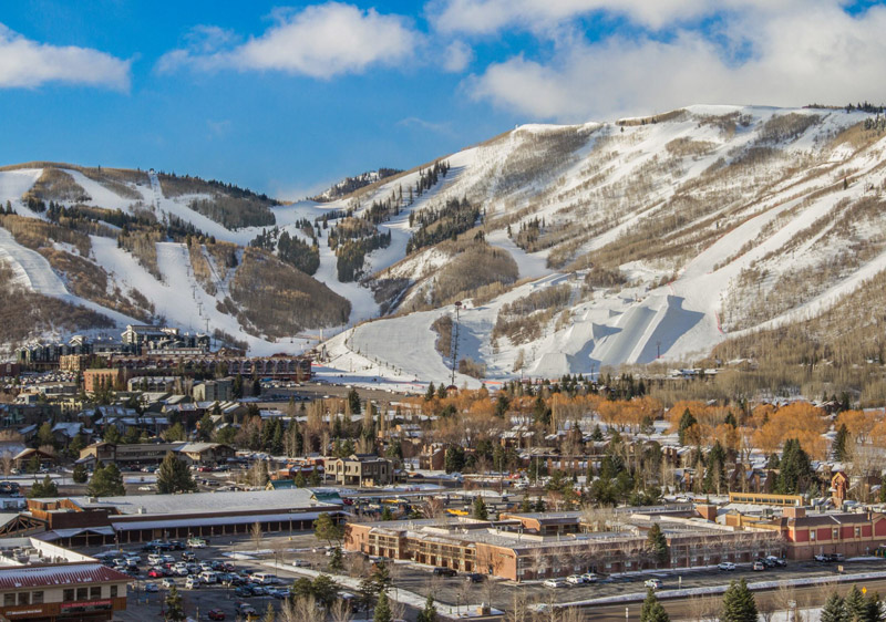 Alta - rated #1 overall ski resort in Utah