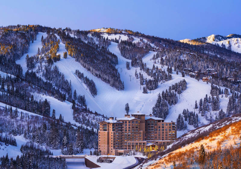 Deer Valley rates highly for intermediate terrain & lifts