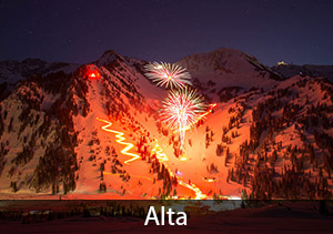 Alta: Second Best Overall Resort in Utah