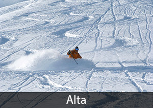 Alta: Third Best Resort in Utah for Powdehounds