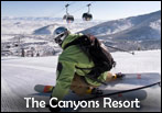 The Canyons: Second Best Overall Resort in Utah