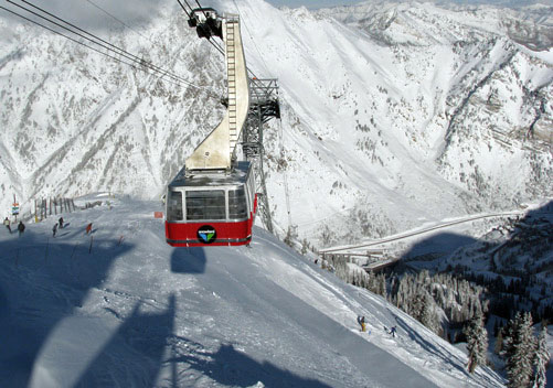 Snowbird: One of the Salt Lake City Ski Resorts