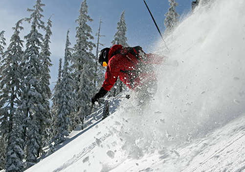 Photo: Willamette Pass Ski Patrol