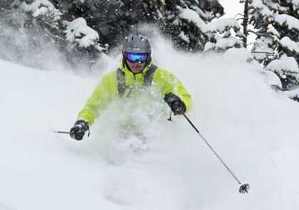 Ed Rotthoff Selkirk Wilderness Skiing Review