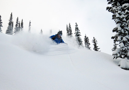 Powderhounds Selkirk Wilderness Skiing Review